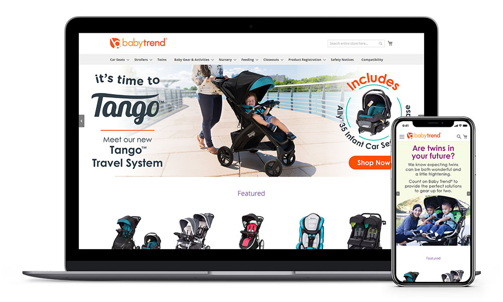 Chino Web Design Baby Trend After